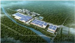 贵州云上无极冷链物流项目10万平米设计中