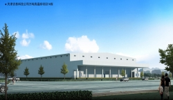 天津吉泰科技公司万吨高温库项目